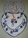 5262 Neclace-earrings- pendant